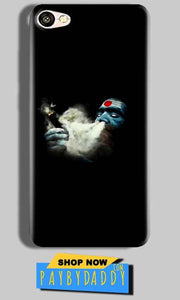 Oppo F3 Mobile Covers Cases Shiva Aghori Smoking - Lowest Price - Paybydaddy.com