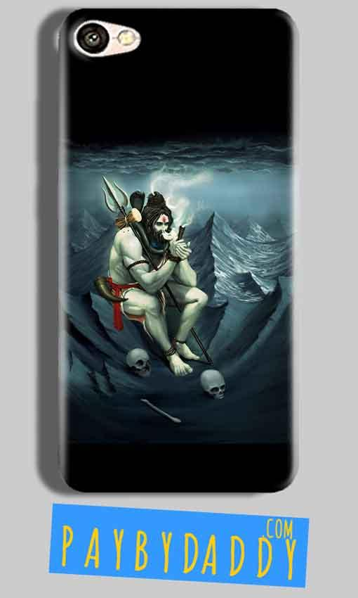Oppo F3 Mobile Covers Cases Shiva Smoking - Lowest Price - Paybydaddy.com