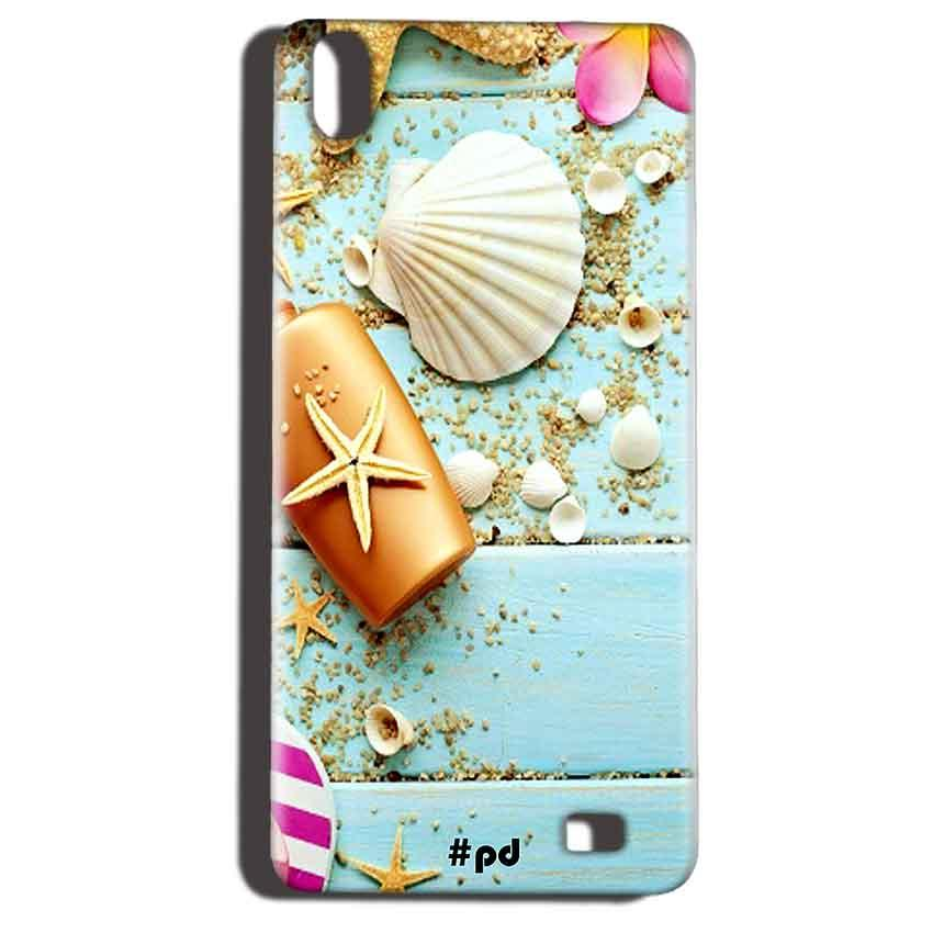 Reliance LYF Water 6 Mobile Covers Cases Pearl Star Fish - Lowest Price - Paybydaddy.com