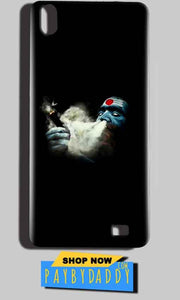 Reliance LYF Water 6 Mobile Covers Cases Shiva Aghori Smoking - Lowest Price - Paybydaddy.com