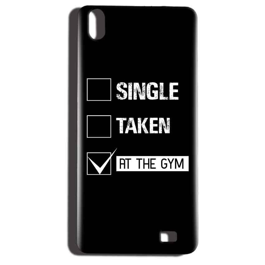 Reliance LYF Water 6 Mobile Covers Cases Single Taken At The Gym - Lowest Price - Paybydaddy.com