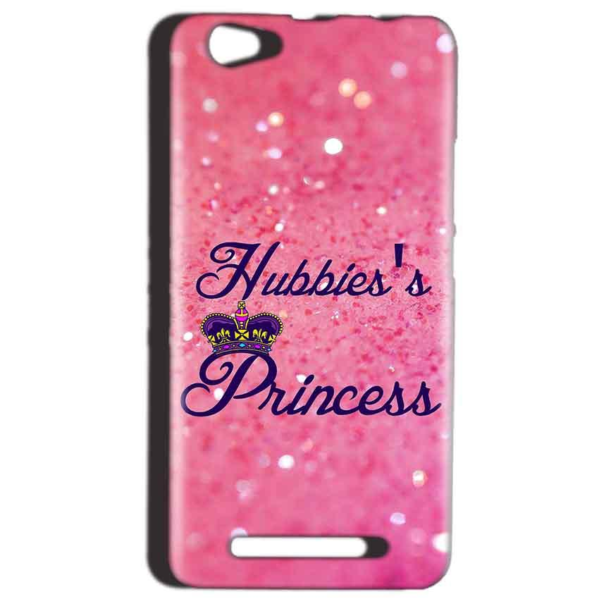 Reliance LYF Wind 1 Mobile Covers Cases Hubbies Princess - Lowest Price - Paybydaddy.com