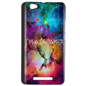 Reliance LYF Wind 1 Mobile Covers Cases I am Dreamer - Lowest Price - Paybydaddy.com
