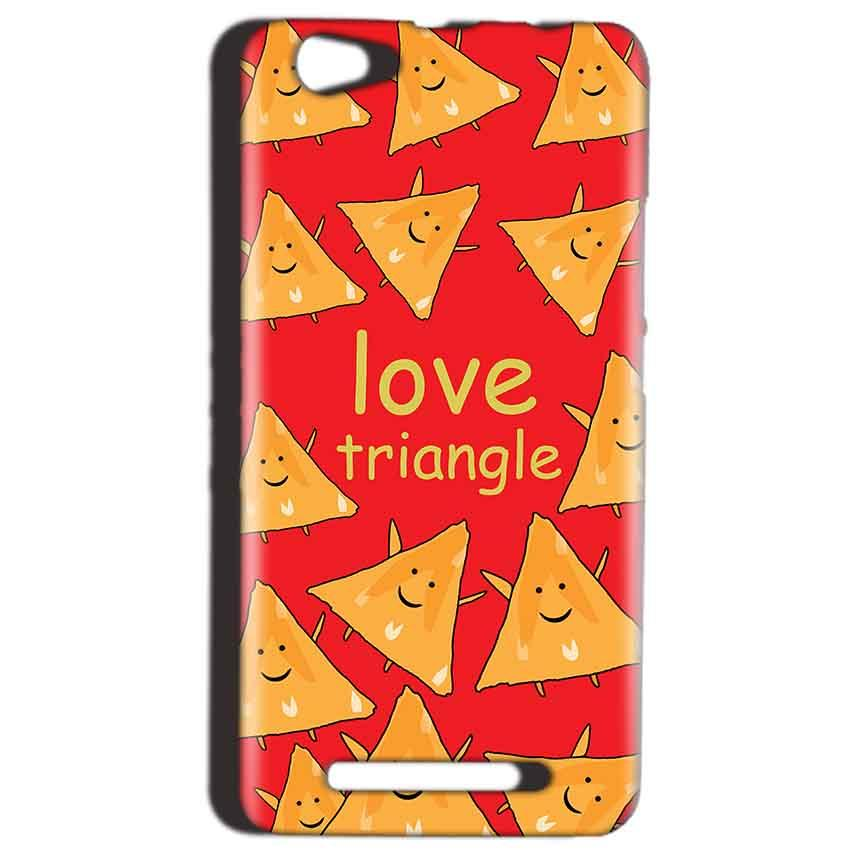 Reliance LYF Wind 1 Mobile Covers Cases Love Triangle - Lowest Price - Paybydaddy.com