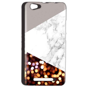 Reliance LYF Wind 1 Mobile Covers Cases MARBEL GLITTER - Lowest Price - Paybydaddy.com