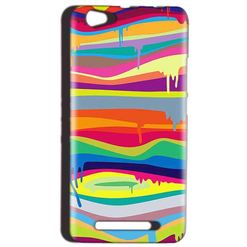 Reliance LYF Wind 1 Mobile Covers Cases Melted colours - Lowest Price - Paybydaddy.com