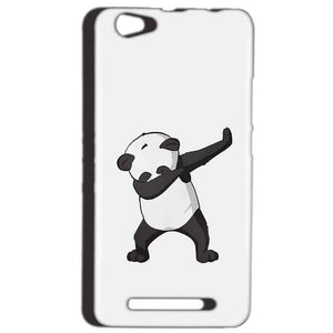 Reliance LYF Wind 1 Mobile Covers Cases Panda Dab - Lowest Price - Paybydaddy.com