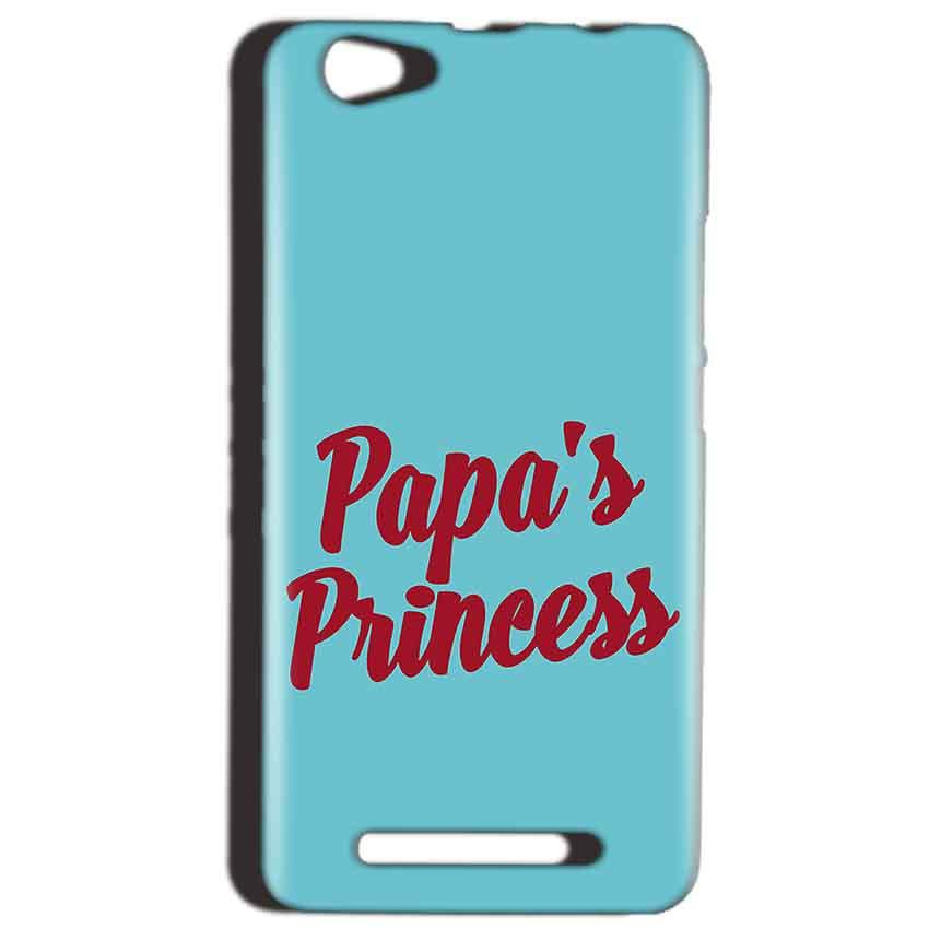 Reliance LYF Wind 1 Mobile Covers Cases Papas Princess - Lowest Price - Paybydaddy.com