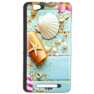 Reliance LYF Wind 1 Mobile Covers Cases Pearl Star Fish - Lowest Price - Paybydaddy.com