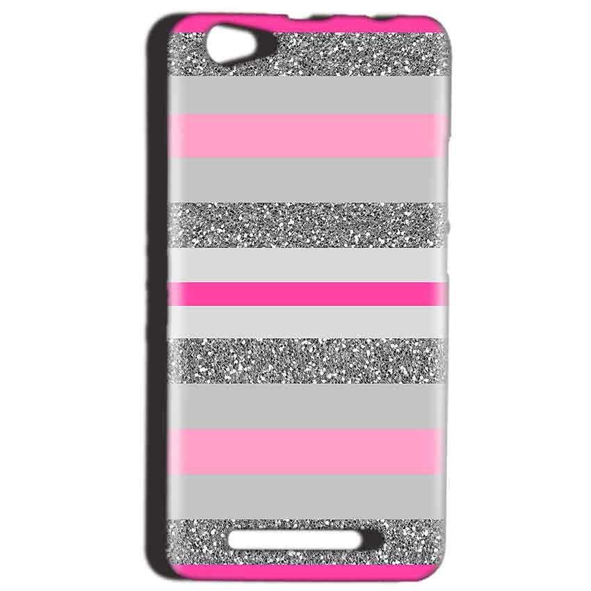 Reliance LYF Wind 1 Mobile Covers Cases Pink colour pattern - Lowest Price - Paybydaddy.com
