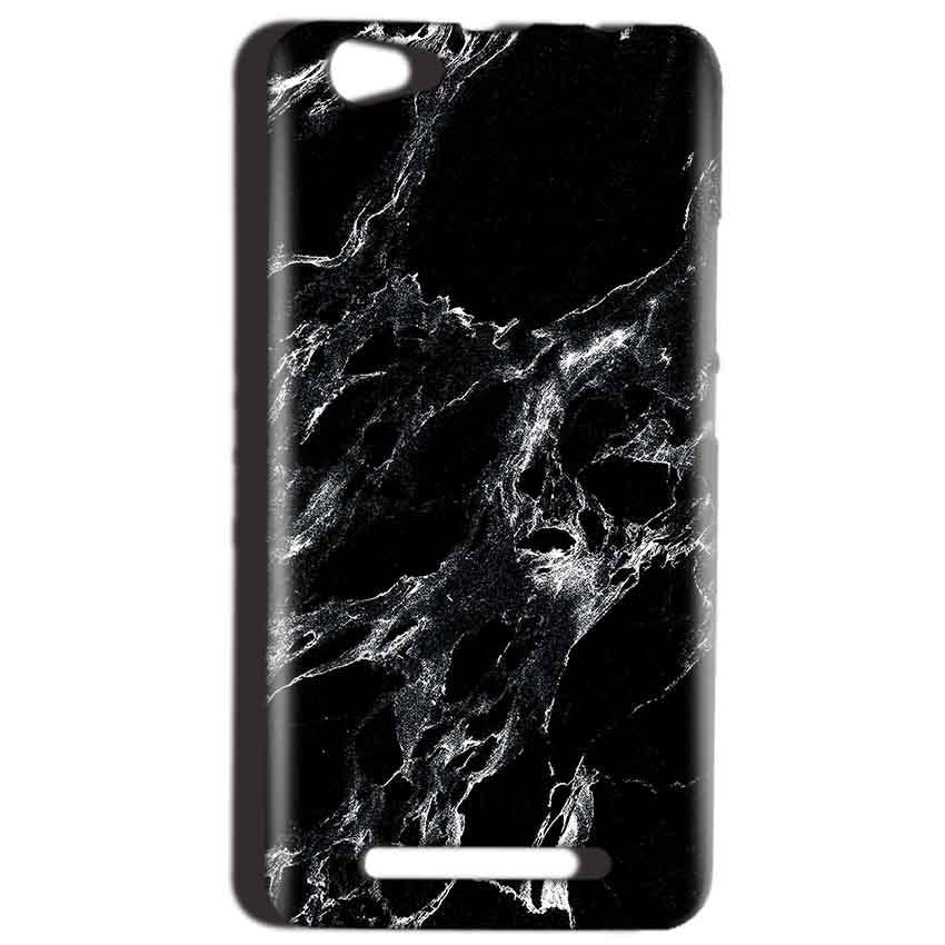 Reliance LYF Wind 1 Mobile Covers Cases Pure Black Marble Texture - Lowest Price - Paybydaddy.com