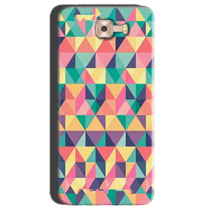 Samsung Galaxy C7 Pro Mobile Covers Cases Prisma coloured design - Lowest Price - Paybydaddy.com