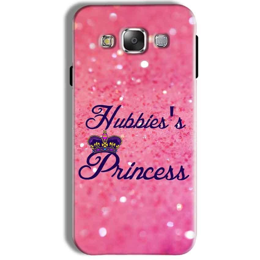Samsung Galaxy J7 2016 Mobile Covers Cases Hubbies Princess - Lowest Price - Paybydaddy.com
