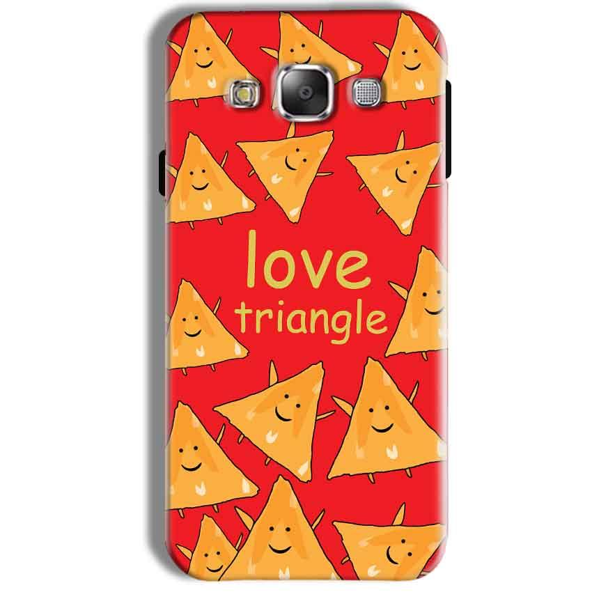 Samsung Galaxy J7 2016 Mobile Covers Cases Love Triangle - Lowest Price - Paybydaddy.com