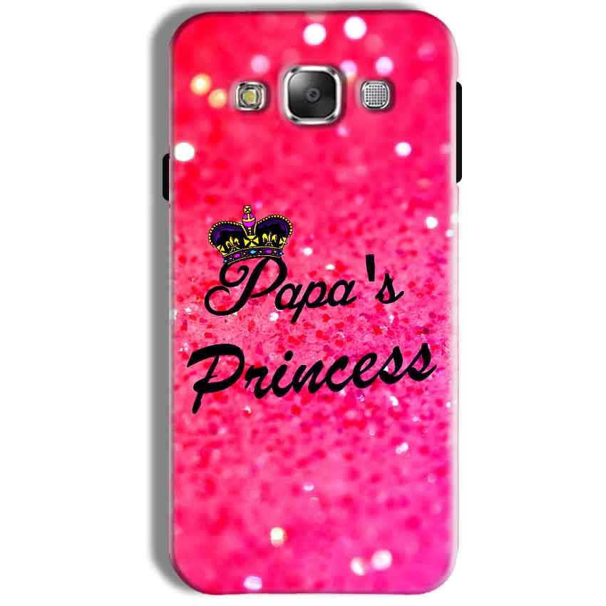 Samsung Galaxy J7 2016 Mobile Covers Cases PAPA PRINCESS - Lowest Price - Paybydaddy.com