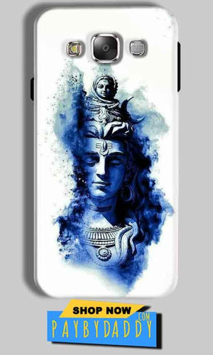 Samsung Galaxy J7 2016 Mobile Covers Cases Shiva Blue White - Lowest Price - Paybydaddy.com