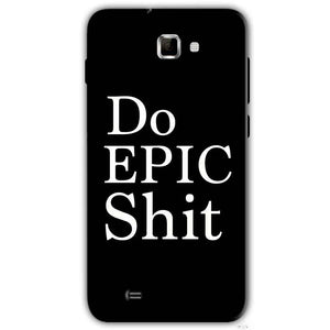 Samsung Galaxy Note 2 N7000 Mobile Covers Cases Do Epic Shit- Lowest Price - Paybydaddy.com