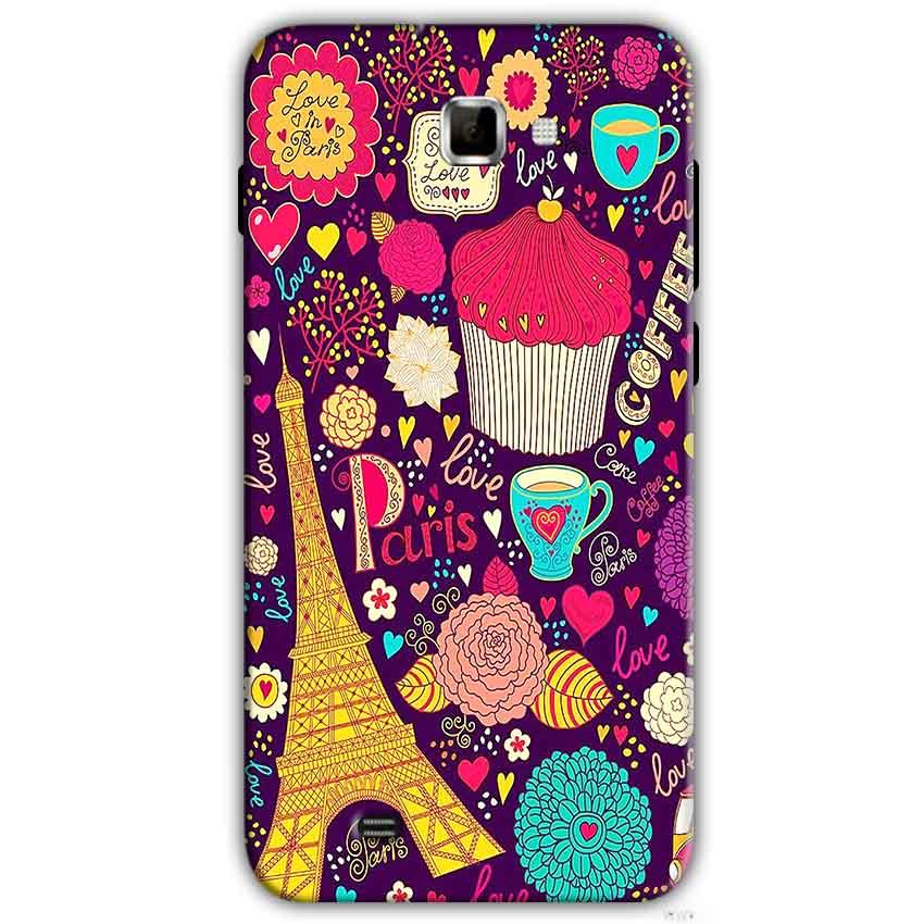 Samsung Galaxy Note 2 N7000 Mobile Covers Cases Paris Sweet love - Lowest Price - Paybydaddy.com