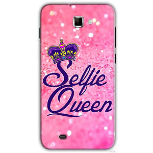 Samsung Galaxy Note 2 N7000 Mobile Covers Cases Selfie Queen - Lowest Price - Paybydaddy.com