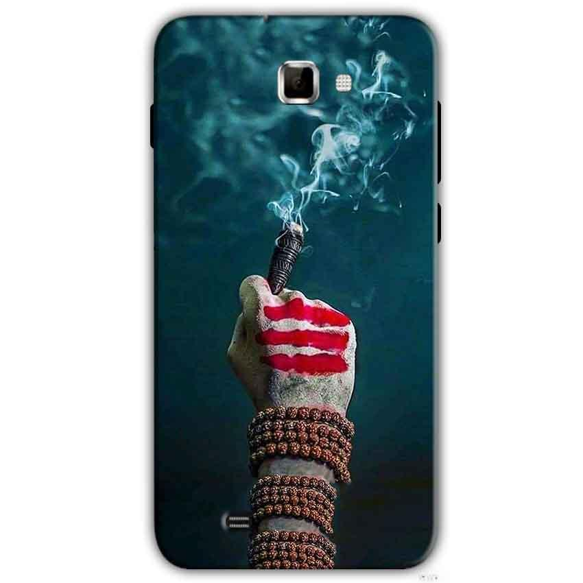 Samsung Galaxy Note 2 N7000 Mobile Covers Cases Shiva Hand With Clilam - Lowest Price - Paybydaddy.com