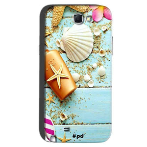 Samsung Galaxy Note 2 Mobile Covers Cases Pearl Star Fish - Lowest Price - Paybydaddy.com