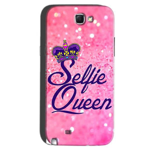 Samsung Galaxy Note 2 Mobile Covers Cases Selfie Queen - Lowest Price - Paybydaddy.com