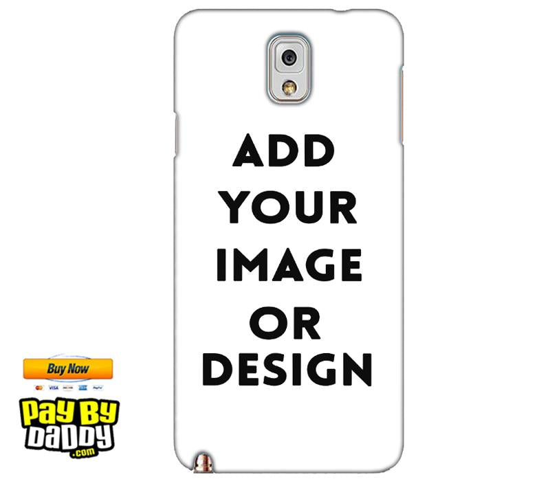Customized Samsung Galaxy Note 3 Mobile Phone Covers & Back Covers with your Text & Photo