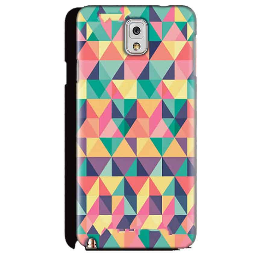 Samsung Galaxy Note 3 Mobile Covers Cases Prisma coloured design - Lowest Price - Paybydaddy.com