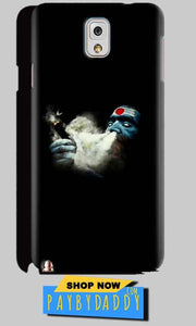 Samsung Galaxy Note 3 Mobile Covers Cases Shiva Aghori Smoking - Lowest Price - Paybydaddy.com