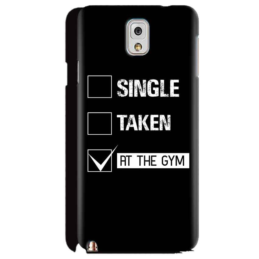 Samsung Galaxy Note 3 Mobile Covers Cases Single Taken At The Gym - Lowest Price - Paybydaddy.com