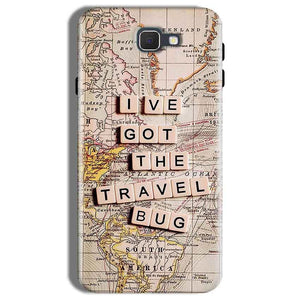 Samsung Galaxy On Nxt Mobile Covers Cases Live Travel Bug - Lowest Price - Paybydaddy.com