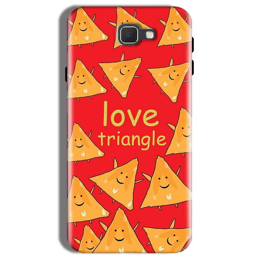 Samsung Galaxy On Nxt Mobile Covers Cases Love Triangle - Lowest Price - Paybydaddy.com