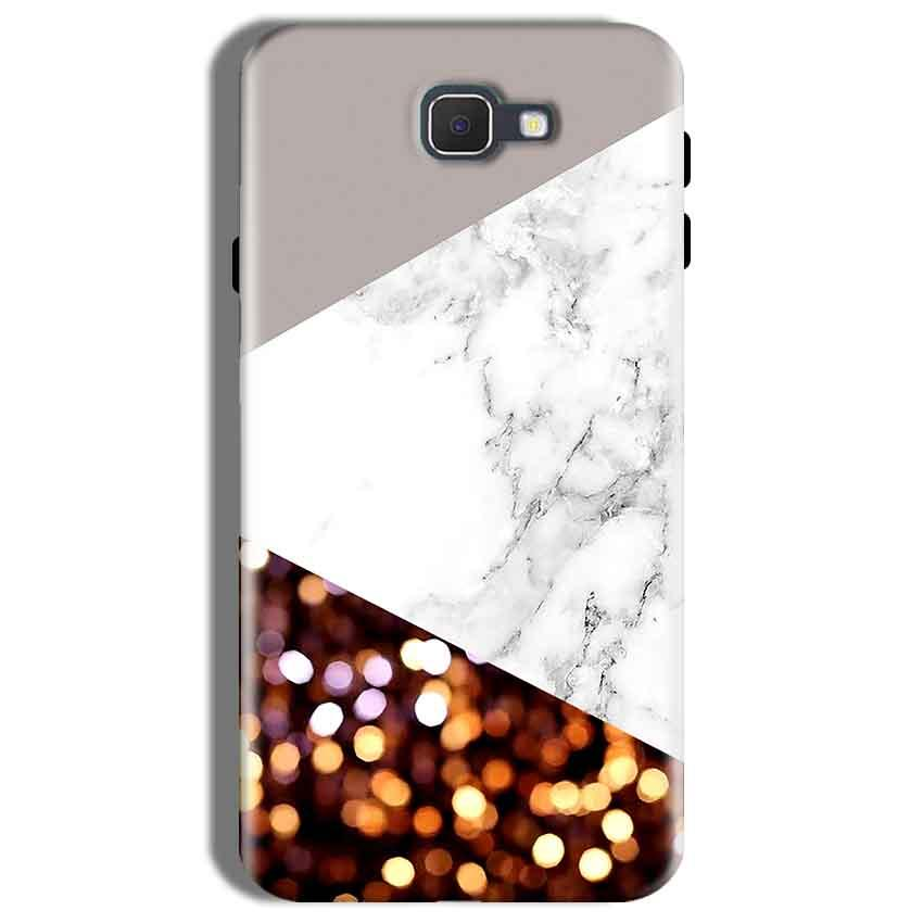 Samsung Galaxy On Nxt Mobile Covers Cases MARBEL GLITTER - Lowest Price - Paybydaddy.com