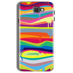Samsung Galaxy On Nxt Mobile Covers Cases Melted colours - Lowest Price - Paybydaddy.com