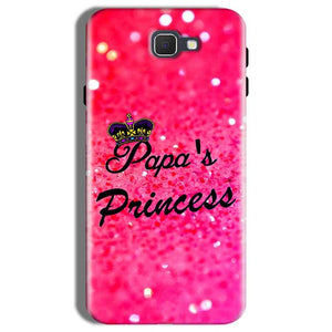 Samsung Galaxy On Nxt Mobile Covers Cases PAPA PRINCESS - Lowest Price - Paybydaddy.com