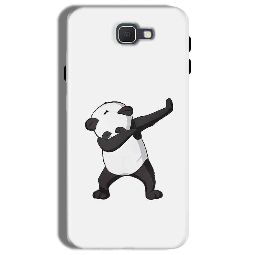 Samsung Galaxy On Nxt Mobile Covers Cases Panda Dab - Lowest Price - Paybydaddy.com