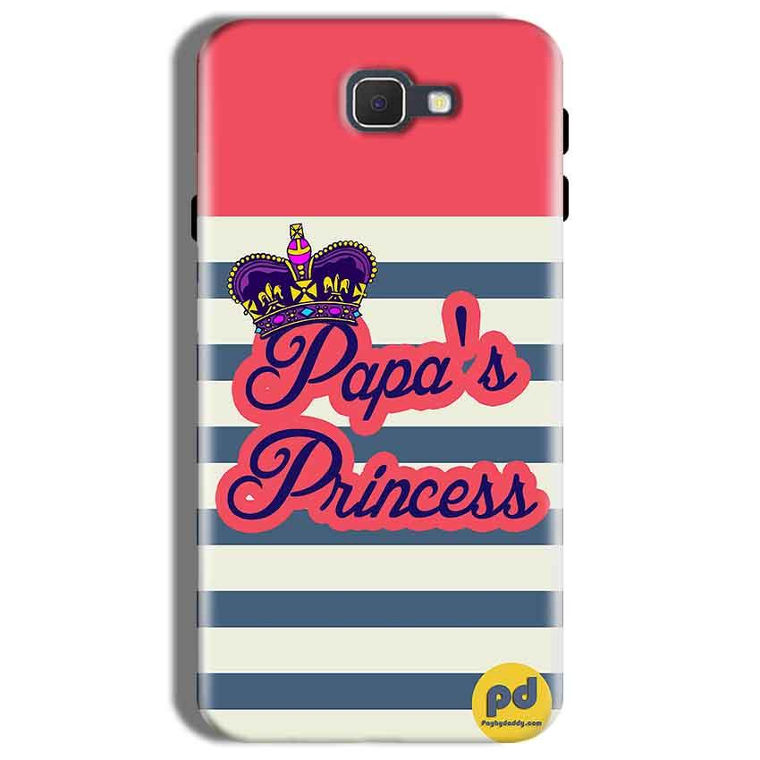 Samsung Galaxy On Nxt Mobile Covers Cases Papas Princess - Lowest Price - Paybydaddy.com
