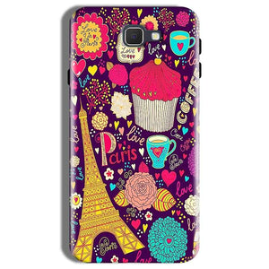 Samsung Galaxy On Nxt Mobile Covers Cases Paris Sweet love - Lowest Price - Paybydaddy.com