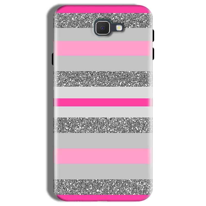 Samsung Galaxy On Nxt Mobile Covers Cases Pink colour pattern - Lowest Price - Paybydaddy.com
