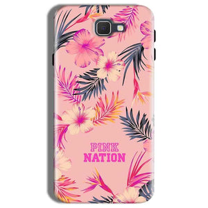 Samsung Galaxy On Nxt Mobile Covers Cases Pink nation - Lowest Price - Paybydaddy.com