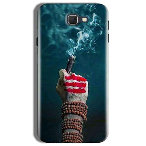 Samsung Galaxy On Nxt Mobile Covers Cases Shiva Hand With Clilam - Lowest Price - Paybydaddy.com