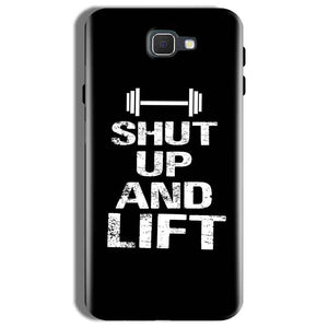 Samsung Galaxy On Nxt Mobile Covers Cases Shut Up And Lift - Lowest Price - Paybydaddy.com