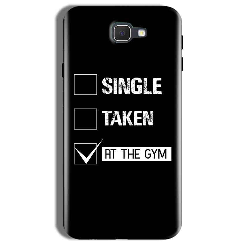 Samsung Galaxy On Nxt Mobile Covers Cases Single Taken At The Gym - Lowest Price - Paybydaddy.com