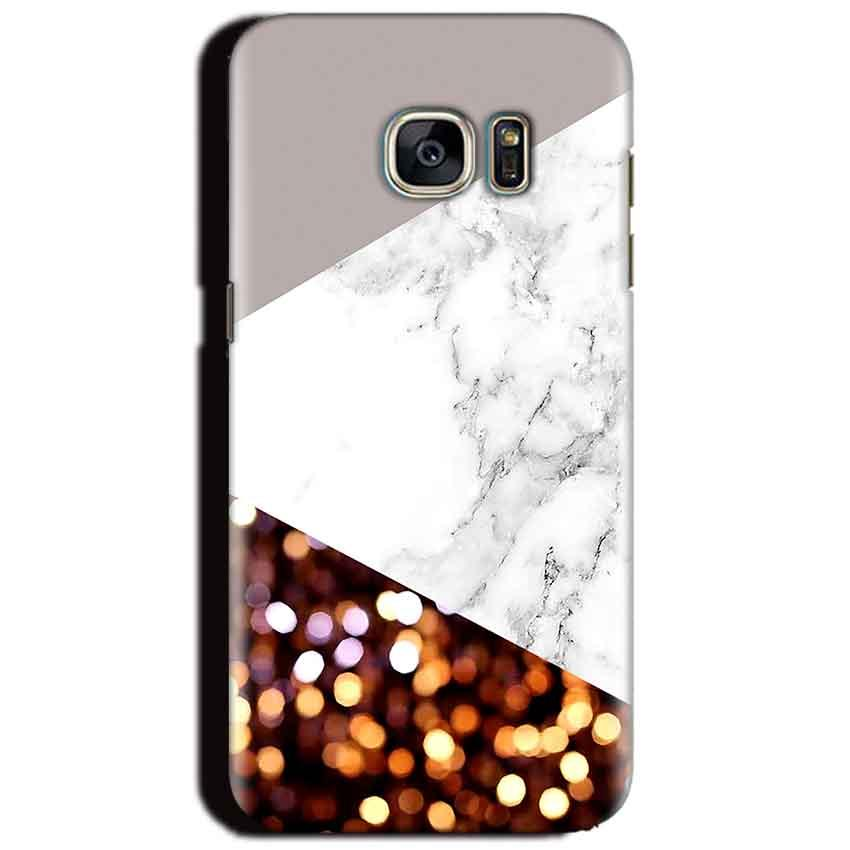 Samsung Galaxy S6 Mobile Covers Cases MARBEL GLITTER - Lowest Price - Paybydaddy.com