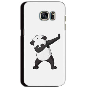 Samsung Galaxy S6 Mobile Covers Cases Panda Dab - Lowest Price - Paybydaddy.com