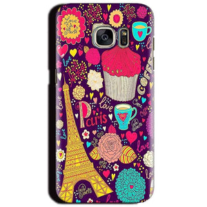 Samsung Galaxy S6 Mobile Covers Cases Paris Sweet love - Lowest Price - Paybydaddy.com