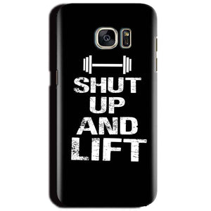 Samsung Galaxy S6 Mobile Covers Cases Shut Up And Lift - Lowest Price - Paybydaddy.com