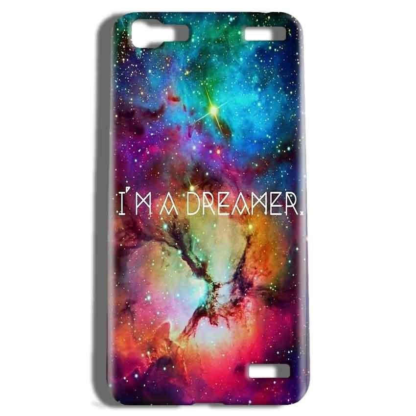 Vivo V1 Max Mobile Covers Cases I am Dreamer - Lowest Price - Paybydaddy.com