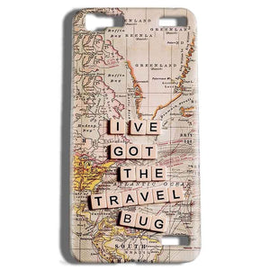 Vivo V1 Max Mobile Covers Cases Live Travel Bug - Lowest Price - Paybydaddy.com
