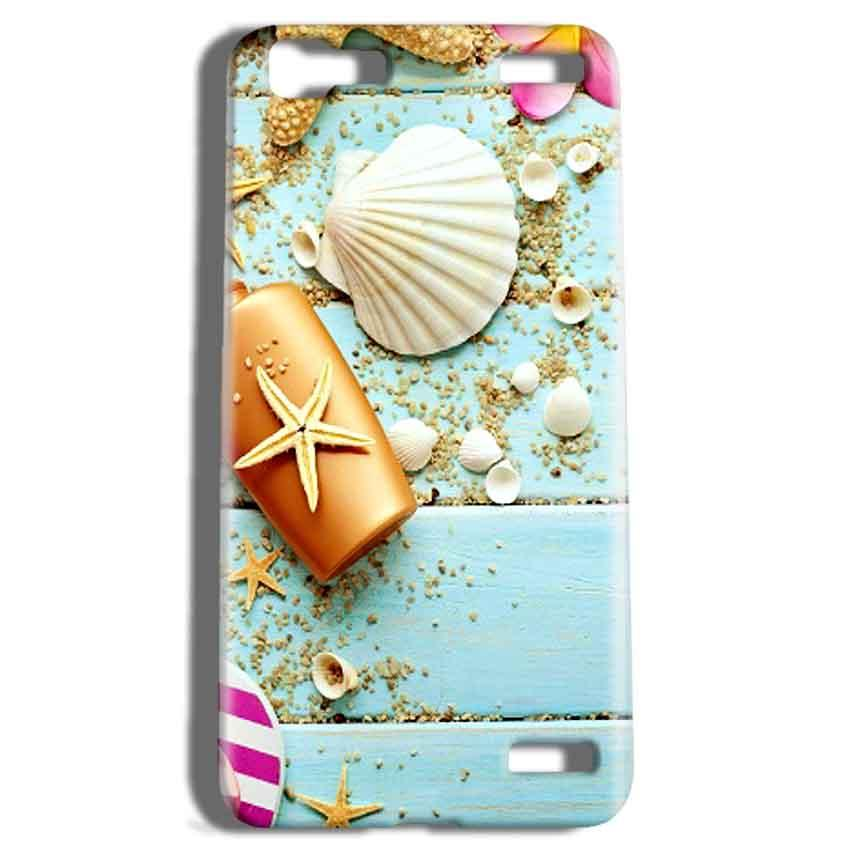 Vivo V1 Max Mobile Covers Cases Pearl Star Fish - Lowest Price - Paybydaddy.com